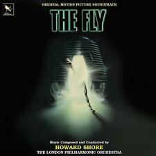 The Fly ORIGINAL MOVIE SOUNDTRACK Howard Shore LIMITED New Colored Vinyl LP