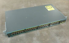Cisco Catalyst 2960 48-Port 10/100+1000Mbps Switch WS-C2960-48TT-L      (3a02)