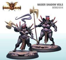 Wrath of Kings House Nasier Shadow-Veils (2) (WOK01014)