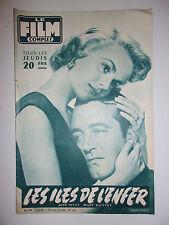 LE FILM COMPLET N°576 1956 LES ILES DE L'ENFER / JOHN PAYNE - MARY MURPHY