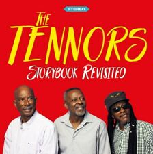 The Tennors(CD Album)Storybook Revisited-Burning Sounds-BSRCD906-EU-2019-New