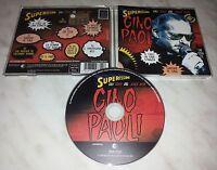 CD GINO PAOLI - GLI EROI DEL JUKE BOX - NUOVO - NEW