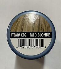 XFUSION KERATIN HAIR FIBERS, 0.42 OZ, 12 G - MEDIUM BLONDE