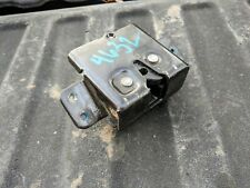 Chevrolet GM Buick Liftgate Tailgate Trunk Lock Latch Actuator OEM 2006 - 2017