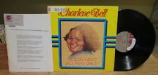 CHARLENE BELL JESUS CHRIST IS COMING BACK LP VICTORY VR 001 FUNK SOUL HYPE SHEET