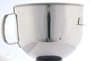 KitchenAid 7qt (6.9l) Stand Mixer Bowl Stainless Steel