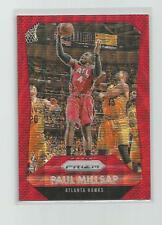 2015-16  Prizm  PAUL MILLSAP   Ruby Wave Prizm  016/350