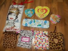 BRIGHTON Jewelry Empty pouches tins bag for rings bracelets necklaces storage
