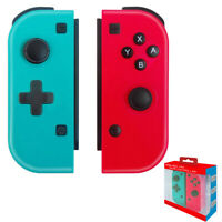 Controllers for Nintendo Switch Joy Con (L/R) Wireless Pair Mario New 3rd party