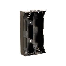 Boitier Coupleur pour 4 Piles 1,5 Volt R20 avec Contacts a Pression