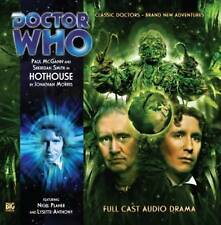 Doctor Who 8th Doctor Big Finish Audiobook - #3.2: HOTHOUSE (CD)