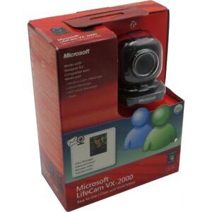 Microsoft LifeCam VX-2000 USB Webcam - Brand New