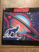 JEFFERSON STARSHIP - WINDS OF CHANGE  - 1982-  VINYL LP -  GRUNT RECORDS