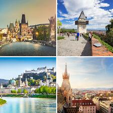 3 Tage Städtetrip für 2 Personen im A&O Hotel in Wien, Prag, Graz oder Salzburg!