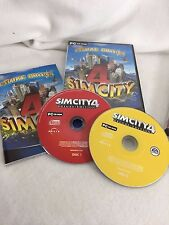 Sim City 4 Deluxe Edition Pc Cd game 21187