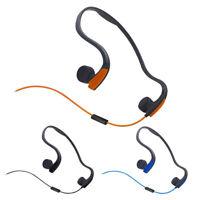 Bone Conduction Wireless Bluetooth Earphone Stereo Wired bone conduction headset