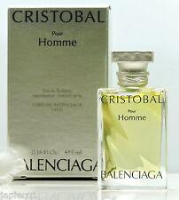 Balenciaga Cristobal pour homme EDT Miniatur 5 ml Eau de Toilette