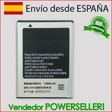 Batería SAMSUNG Galaxy Ace GT-S5830i EB494358VU/S5660 Gio/S5670 Fit/S7250 Wave M