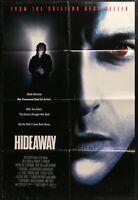 HIDEAWAY Jeff Goldblum Alicia Silverstone  Original 1995 ONE SHEET MOVIE POSTER