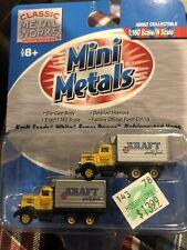 Mini Medals Craft Foods White Superpower Refrigerated Vans