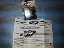 PINGEL SS12P DRAGBIKE 1 ONE INLET 2 TWO OUTLET RACE BILLET ALUMINUM FUEL FILTER