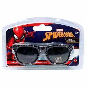 The ULTIMATE SPIDER-MAN MARVEL HERO 100% UV Shatter Resistant Sunglasses NWT