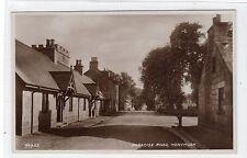 PARADISE ROAD, MONYMUSK: Aberdeenshire postcard (C24987)