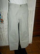 Pantalon habillé coton beige épais DOCKERS  W32 L34 40FR Classic fit 19ma4