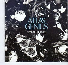 (EA611) Atlas Genius, Symptoms - 2013 DJ CD