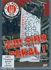 DVD - Wir sind Coupe! St. Pauli on the Road to Berlin - Football Sport