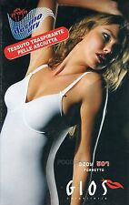 Body Compression Non Padded Underwire C Cup Gios Art. 507