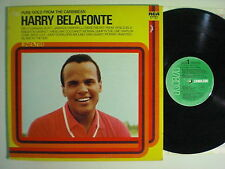 Harry Belafonte - Pure Gold From The Caribbean, Vinyl, LP, Italy'75, vg++