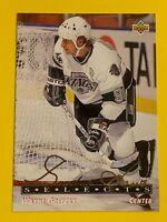 Wayne Gretzky 1992-1993 Upper Deck (Gordie Howe Selects)