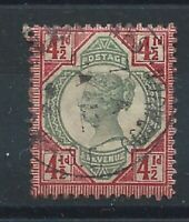 Grande Bretagne N°98 Obl (FU) 1887/1900 - Victoria