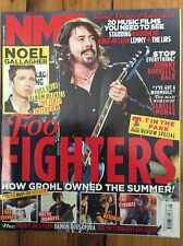 NME 16/7/11 Foo Fighters cover, Noel Gallagher, T in the Park review