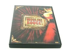 Moulin Rouge Dvd (Gently Preowned)