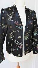 Unbranded Silk Waist Length Formal Coats & Jackets for Women