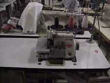 BROTHER 3 THREAD  INDUSTRIAL SEWING MACHINE OVERLOCKER PERFECT