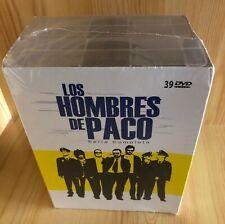 LOS HOMBRES DE PACO SERIE COMPLETA T1-9 DVD NUEVO PRECINTADO