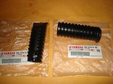 Yamaha CS5 DS7 YR2 YG1 R5 RD200 RD250 RD350 front foot peg rubber set Oem