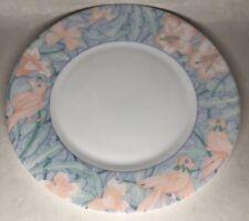 Lot80:6 Pequeñas Platos Planas Vintage Arcopal Francia. 19,5CM Decoración Flor