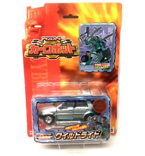 "TRANSFORMERS RID X BRAWN 6"" toy action figure - JAPANESE VERSION. RARE in UK!"