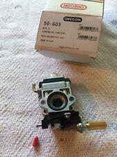 Oregon 50-603 Carburetor Complete Replaces Walbro WY5-192