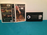Seabiscuit  VHS tape & case RENTAL FRENCH