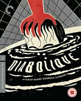 Diabolique [The Criterion Collection] [Blu-ray] [DVD][Region 2]