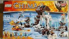 Lego 70226 Mammoth's Frozen Stronghold 621pcs