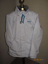 """Women's PAYPAL Tribord Gray Jacket with Hood XS(NWT) """"Greater Europe"""""""