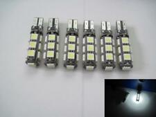 20 pcs  T10 194 W5W l 13-5050smd BMW Benz Cool White Canbus Error free LED