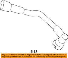 FORD OEM 16-18 Transit-150 3.5L-V6-Oxygen O2 Sensor-Rear Right GK4Z9G444E