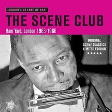 La escena club jamón Yard Londres 63-66 Nuevo Sellado Northern Soul R&b LP VINILO mod